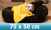 Hundedecken 75x50cm