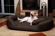 Hundesofa SAMMY S4-01 XL 110cm BRAUN