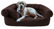 Hundesofa PAULA XL 120cm BRAUN