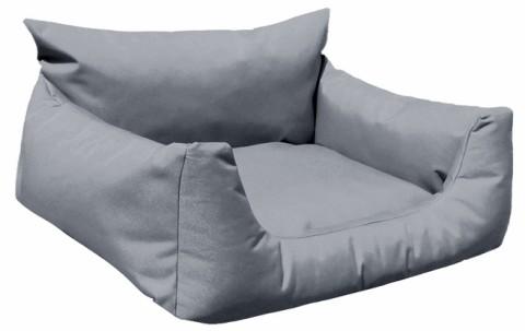 Hundebett NEMO KOMFORT S 65 cm Polyester 600D Grau S | Grau