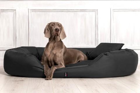 Hundebett SAMMY XXL 140 cm Polyester 600D Anthrazit XXL | Anthrazit