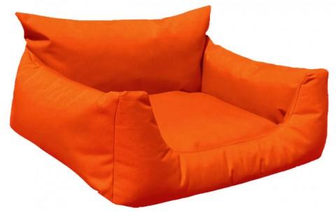 Hundebett NEMO KOMFORT M 80 cm Polyester 600D Orange M | Orange