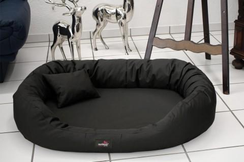 Orthopädisches Hundebett ARES VISCO XXXL 180 cm Polyester 600D Schwarz XXXL | Schwarz