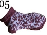 Hundepullover AmiPlay XXS 20 cm Lila-Flieder