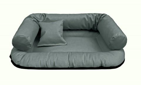 Hundebett WATSON S 65 cm Polyester 600D Graphit