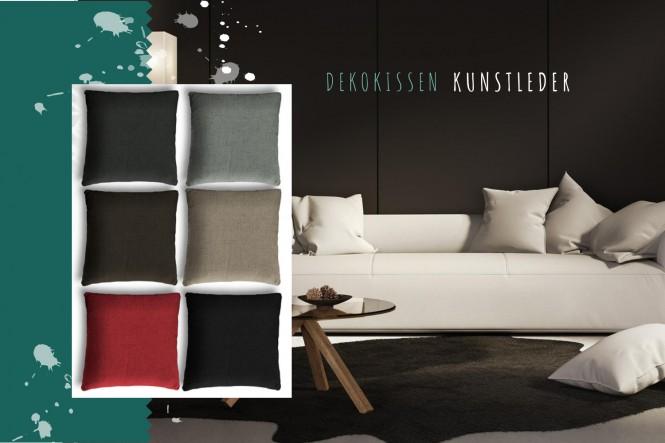 DEKOKISSEN | Kunstleder