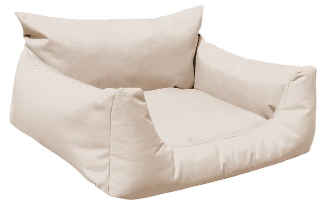 Hundebett NEMO KOMFORT S 65 cm Polyester 600D Creme S   Creme