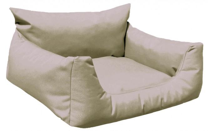 Hundebett NEMO KOMFORT S 65 cm Polyester 600D Beige S | Beige