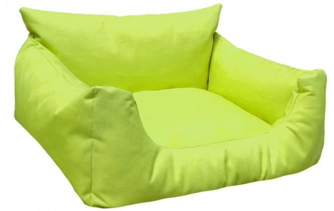 Hundebett NEMO KOMFORT S 65 cm Polyester 600D Neon Kiwi S | Neon Kiwi