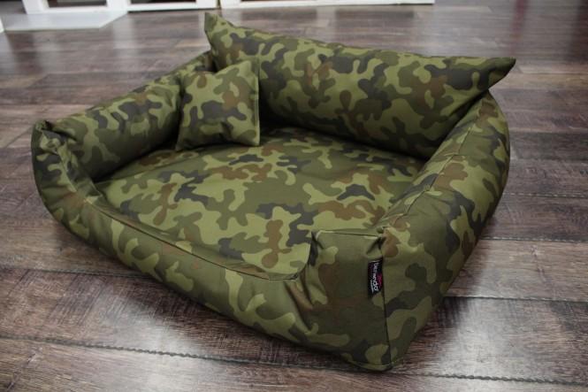 NEMO   Komfort Hundebett S   Camouflage