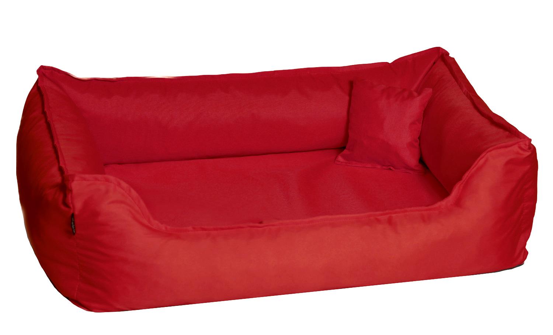 orthop disches hundebett donald visco xxl 150 cm polyester. Black Bedroom Furniture Sets. Home Design Ideas