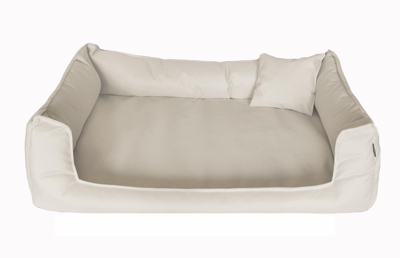 orthop disches hundebett goofy visco xl 130 cm polyester. Black Bedroom Furniture Sets. Home Design Ideas