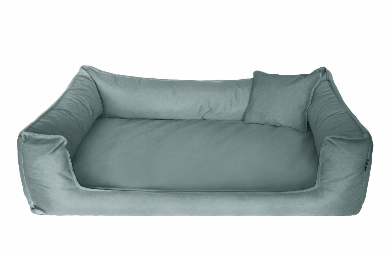 orthop disches hundebett goofy visco l 110 cm polyester. Black Bedroom Furniture Sets. Home Design Ideas
