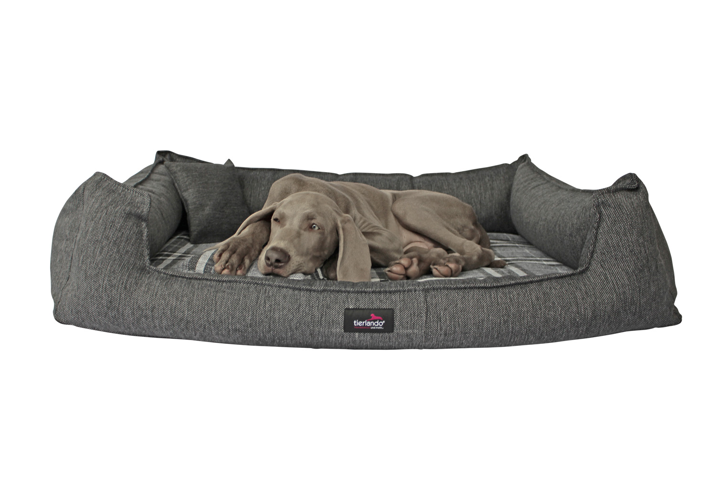 orthop disches hundebett scotch visco xxl 160 cm 2 in 1. Black Bedroom Furniture Sets. Home Design Ideas