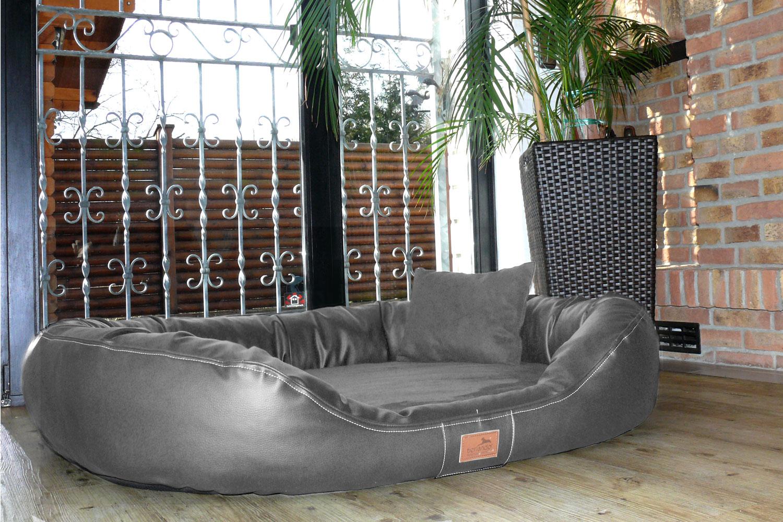 orthop disches hundebett lennart visco plus xxl 140 cm. Black Bedroom Furniture Sets. Home Design Ideas