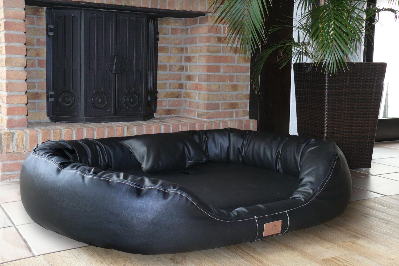 orthop disches hundebett lennart visco plus xl 110 cm. Black Bedroom Furniture Sets. Home Design Ideas