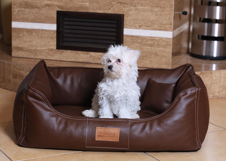 orthop disches hundebett maddox visco s 70 cm kunstleder. Black Bedroom Furniture Sets. Home Design Ideas