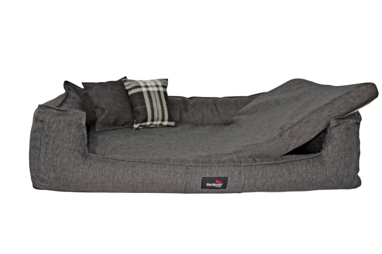 orthop disches hundebett scotch visco xl 130 cm 2 in 1. Black Bedroom Furniture Sets. Home Design Ideas