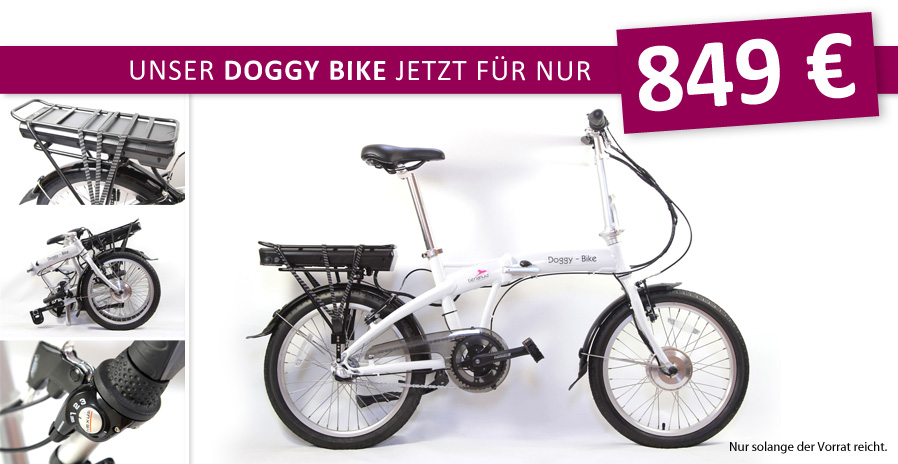 2019 Doggy Bike