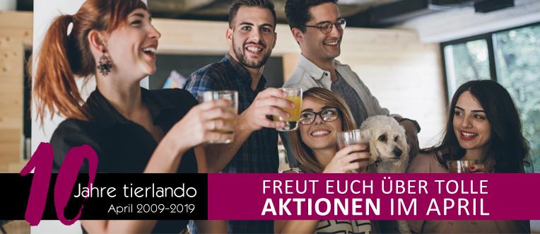 2019 10 Jahre tierlando - Aktion 1